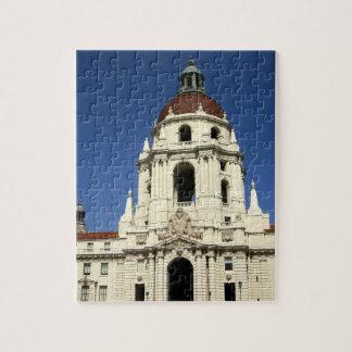 Ayuntamiento Pasadena Puzzle Con Fotos