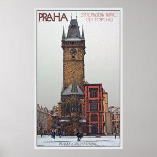 Ayuntamiento viejo póster