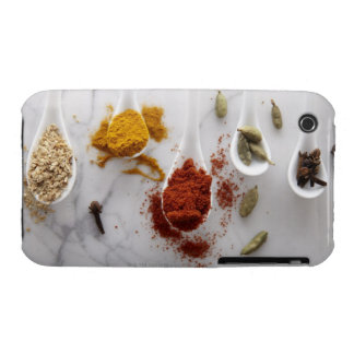 Ayurvedic Warming Spices iPhone 3 Case