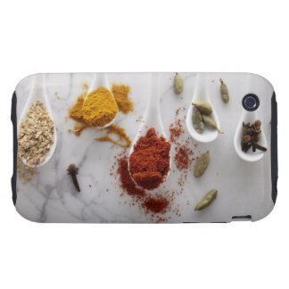 Ayurvedic Warming Spices iPhone 3 Tough Case