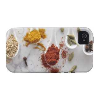 Ayurvedic Warming Spices iPhone 4/4S Covers
