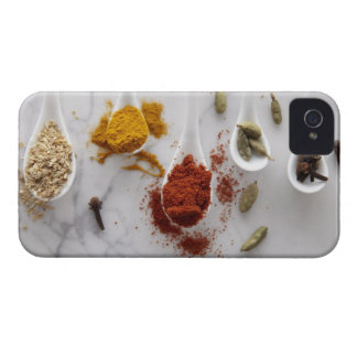 Ayurvedic Warming Spices iPhone 4 Covers