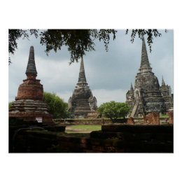 Ayutthaya Poster