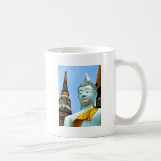 Ayutthaya. Wat Yai Chai Mongkol. Mug