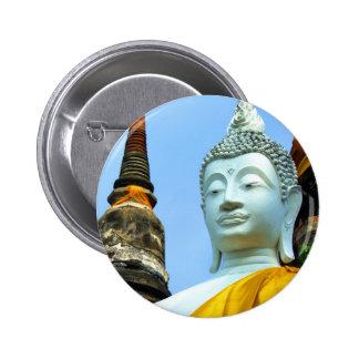 Ayutthaya. Wat Yai Chai Mongkol. Pin