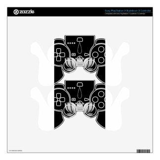 Ayyavazhi Religion-lotus carrying namam PS3 Controller Decals