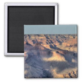 AZ, Arizona, Grand Canyon National Park, South 4 2 Inch Square Magnet