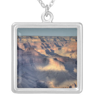 AZ, Arizona, Grand Canyon National Park, South 4 Silver Plated Necklace
