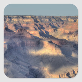AZ, Arizona, Grand Canyon National Park, South 4 Square Sticker