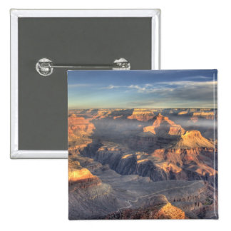 AZ, Arizona, Grand Canyon National Park, South 5 Pinback Button