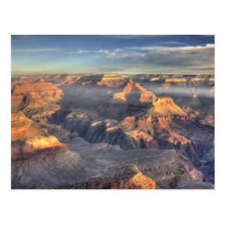 AZ, Arizona, Grand Canyon National Park, South 5 Post Card