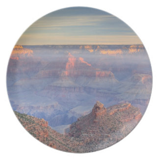 AZ, Arizona, Grand Canyon National Park, South 6 Melamine Plate