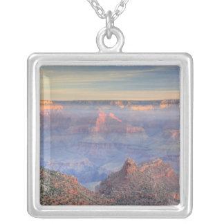 AZ, Arizona, Grand Canyon National Park, South 6 Silver Plated Necklace