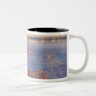 AZ, Arizona, Grand Canyon National Park, South 6 Two-Tone Coffee Mug