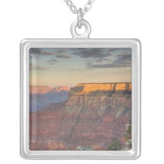 AZ, Arizona, Grand Canyon National Park, South Silver Plated Necklace
