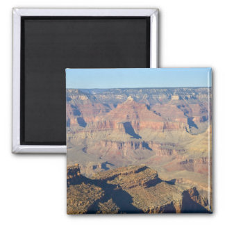 AZ, Arizona, parque nacional del Gran Cañón, 3 del Imán Cuadrado