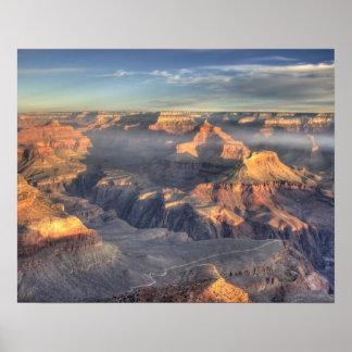 AZ, Arizona, parque nacional del Gran Cañón, 5 del Impresiones