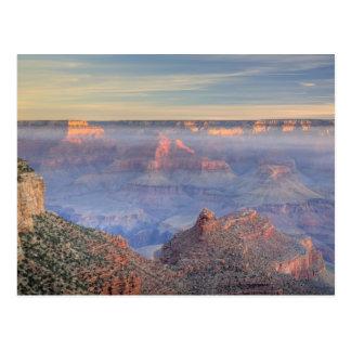 AZ, Arizona, parque nacional del Gran Cañón, 6 del Tarjeta Postal