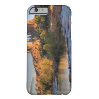 AZ, Arizona, Sedona, Crescent Moon Recreation 3 Barely There iPhone 6 Case