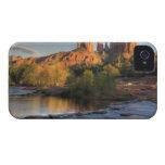 AZ, Arizona, Sedona, Crescent Moon Recreation 3 iPhone 4 Case