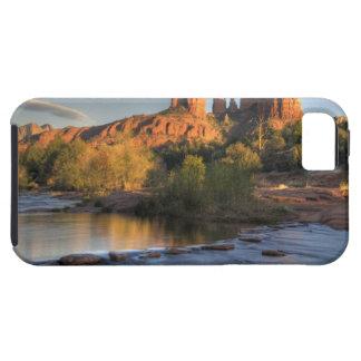 AZ, Arizona, Sedona, Crescent Moon Recreation 3 iPhone 5 Cases