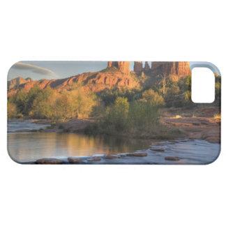 AZ, Arizona, Sedona, Crescent Moon Recreation 3 iPhone 5 Covers