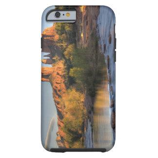 AZ, Arizona, Sedona, Crescent Moon Recreation 3 Tough iPhone 6 Case