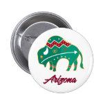 AZ Buffalo Clan 2 2 Inch Round Button