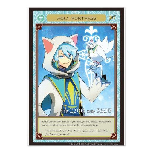 AZ card - Holy Fortress パーソナル招待状