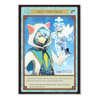 AZ card - Holy Fortress