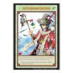 AZ card - On to Greener Pastures 案内状