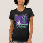 AZ-Coyote Camiseta