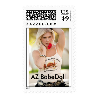AZ Pure Country AZ Babedoll Stamps