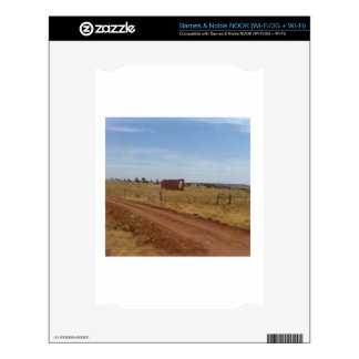 Az Rubble Ranch Decal For The NOOK