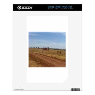 Az Rubble Ranch Skin For NOOK Color
