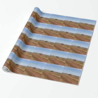 Az Rubble Ranch Wrapping Paper