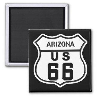 AZ US ROUTE 66_ FRIDGE MAGNETS