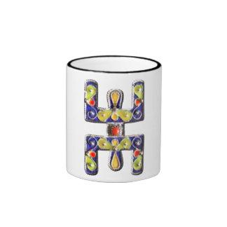 Aza berbere ringer coffee mug
