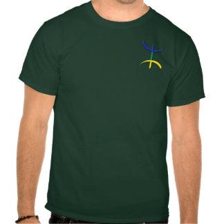 aza tricolore kabyle tee shirts