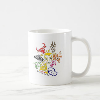 AZA Ungulates Coffee Mug
