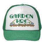 Azada del jardín gorras