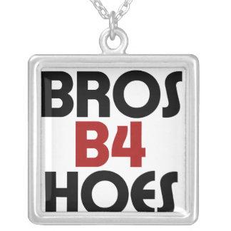 Azadas de Bros B4 Colgante Cuadrado