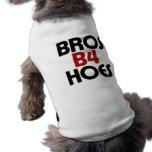 Azadas de Bros B4 Playera Sin Mangas Para Perro