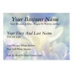 Azafranes soñadoras tarjetas de visita