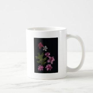 Azalea and Oakleaf Coffee Mug