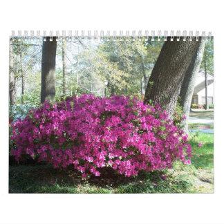 Azalea Calendar
