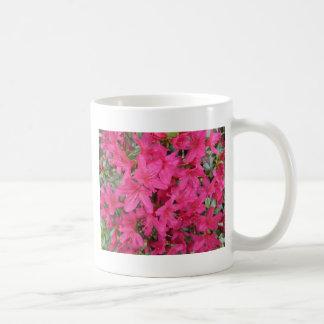 Azalea Dark Pink Coffee Mug