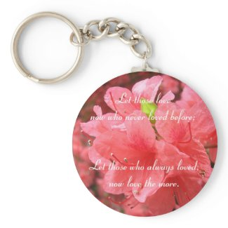 Azalea Field: Love - Keychain keychain