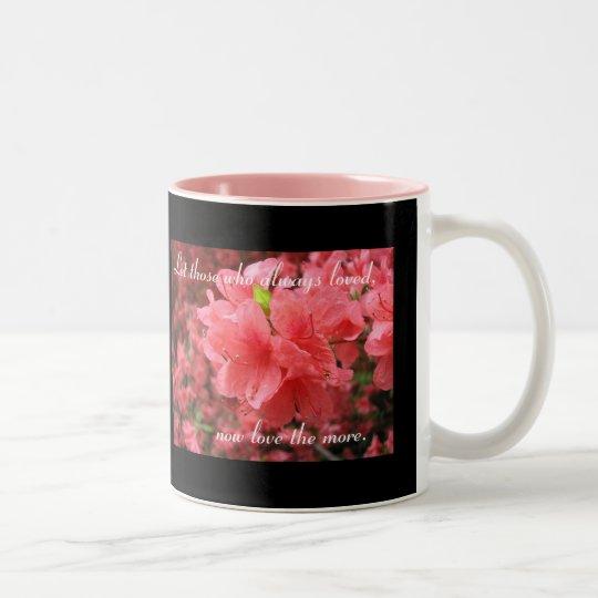 Azalea Field: Love - Mug #2