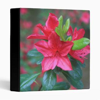 Azalea Flower Binder